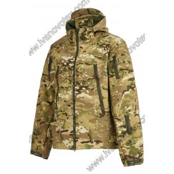 Мужская куртка Софтшел (мультикам)